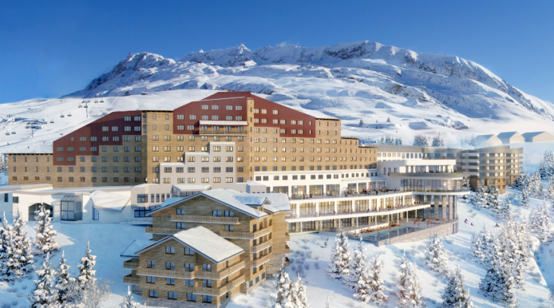 Foto Hotel Club Med Resort La Sarenne - Tomorrowland Winter - Wintersportvakantie Alpe d'Huez 2021