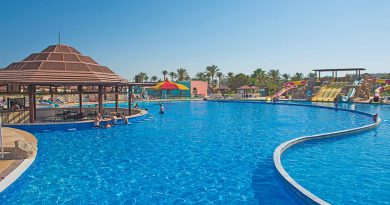 impressie Hotel SUNRISE Select Royal Makadi Aqua Resort - Makadi Bay 2021