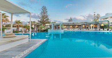 impressie vakantie Hotel The Island - adults only - Gouves 2021