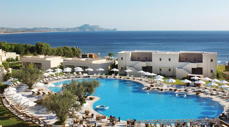impressie vakantie Hotel Port Royal Villas & Spa - adults only - Kolymbia 2021